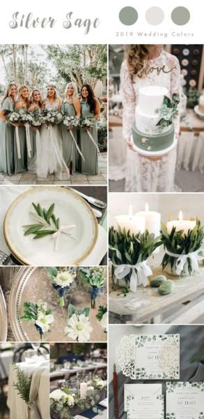 e176fc8046d7 Οι Τάσεις και τα Χρώματα για τους Καλοκαιρινούς Γάμους του 2019 ...